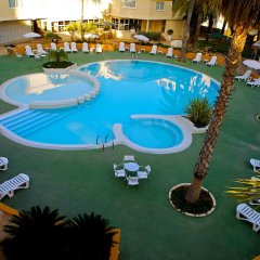 Hotel Port Alicante балкон