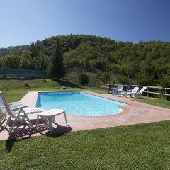 Отель Campo della Fiora Монтоне бассейн