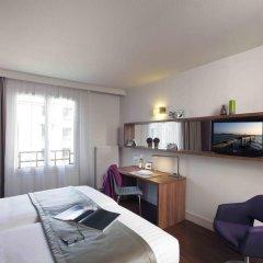Отель Citadines Les Halles Paris Студия с различными типами кроватей