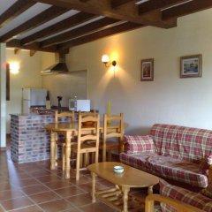 Отель Apartamentos Rurales La Fuente de Báscones в номере
