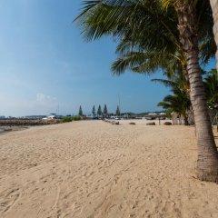 Отель Villa Red Samui Таиланд, Самуи - отзывы, цены и фото номеров - забронировать отель Villa Red Samui онлайн пляж фото 2