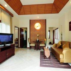 Отель Bhumlapa Garden Resort 3* Вилла Делюкс с различными типами кроватей