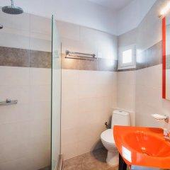 Отель Georgis Apartments Греция, Остров Санторини - отзывы, цены и фото номеров - забронировать отель Georgis Apartments онлайн ванная