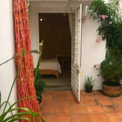 Отель Casa Canario Bed & Breakfast 2* Стандартный номер с двуспальной кроватью фото 17