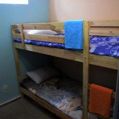 Хостел Маня Кровать в общем номере с двухъярусной кроватью фото 21