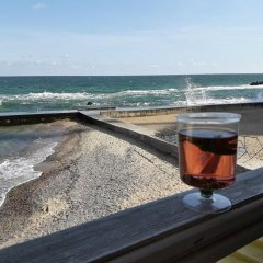 Гостиница Nido al mare пляж