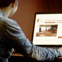 Отель Ciutat de Sant Adria Испания, Сан-Адриан-де-Бесос - - забронировать отель Ciutat de Sant Adria, цены и фото номеров с домашними животными