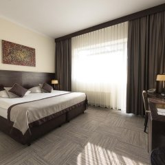 Europeum Hotel 3* Стандартный номер с двуспальной кроватью фото 11