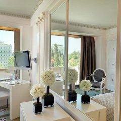 NJV Athens Plaza Hotel 5* Номер Делюкс с двуспальной кроватью фото 2