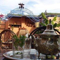 Отель Riad Mamma House Марокко, Марракеш - отзывы, цены и фото номеров - забронировать отель Riad Mamma House онлайн балкон