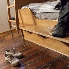 Stf Stockholm/af Chapman & Skeppsholmen Hostel Кровать в общем номере фото 11