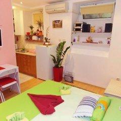 Апартаменты Studio Venera Семейная студия с двуспальной кроватью фото 4