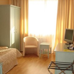 Park-Hotel Pushkin 3* Стандартный номер с различными типами кроватей фото 2