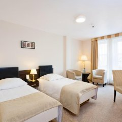 Qubus Hotel Wroclaw 4* Стандартный номер с 2 отдельными кроватями фото 3