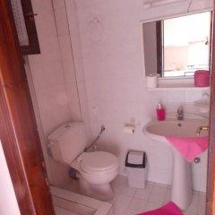 Отель Elsa Apartments Греция, Пефкохори - отзывы, цены и фото номеров - забронировать отель Elsa Apartments онлайн ванная
