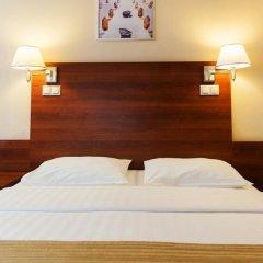 Гостиница Максима Панорама 3* Стандартный номер с двуспальной кроватью фото 3