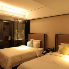 Yingshang Fanghao Hotel 3* Номер Делюкс с различными типами кроватей фото 14