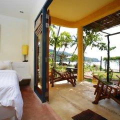 Отель Phra Nang Lanta by Vacation Village 3* Студия с различными типами кроватей фото 9
