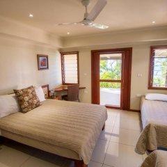 Отель Volivoli Beach Resort 4* Стандартный номер с различными типами кроватей фото 2
