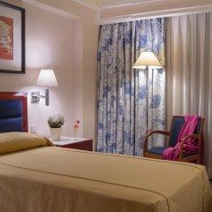 Mediterranean Hotel 4* Стандартный номер с различными типами кроватей фото 17