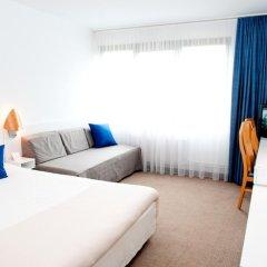 Отель Novotel Wroclaw City 3* Стандартный номер с двуспальной кроватью фото 5