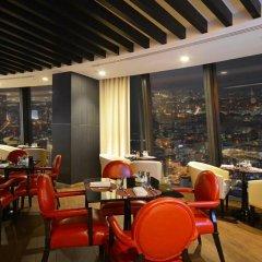 Отель Amman Rotana 5* Стандартный номер с различными типами кроватей фото 4