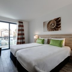 Отель AX ¦ Seashells Resort at Suncrest 4* Стандартный номер с различными типами кроватей фото 2