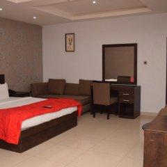 Pelican Hotel Lekki 3* Номер Делюкс с различными типами кроватей