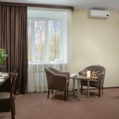 Гостиница Атлантик Улучшенный номер 2 отдельными кровати фото 7