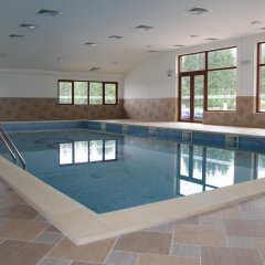 Hotel Coop Rozhen Чепеларе бассейн
