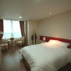 Ramada Hotel and Suites Seoul Namdaemun 4* Улучшенный номер с различными типами кроватей фото 2