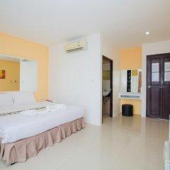 Отель Lords Place 2* Улучшенный номер разные типы кроватей фото 10
