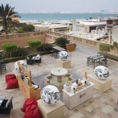 Отель Sofitel Dubai Jumeirah Beach пляж фото 2