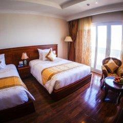 Nha Trang Palace Hotel 3* Улучшенный номер с 2 отдельными кроватями фото 6