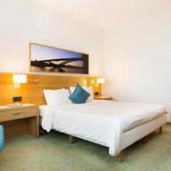Отель Courtyard by Marriott Stockholm Kungsholmen 4* Номер Делюкс с двуспальной кроватью фото 3