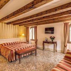 Hotel Bella Venezia 4* Стандартный номер с различными типами кроватей фото 5