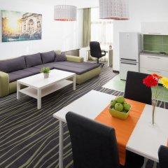Rubin Wellness & Conference Hotel 4* Апартаменты с различными типами кроватей фото 4