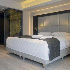 Smart Hotel Izmir 4* Номер Бизнес с различными типами кроватей фото 13