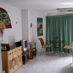 Апартаменты View Talay 1B Apartments Студия с различными типами кроватей фото 7