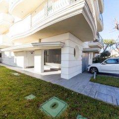Отель Appartamento Via Giumbo парковка