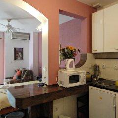 Апартаменты Sun Rose Apartments Студия с различными типами кроватей фото 20