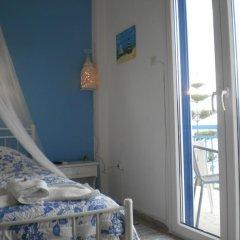 Отель Flora Rooms балкон