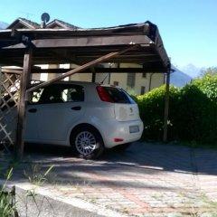 Отель Maison Perceneige Аоста парковка