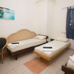 Momos Hostel Стандартный номер с разными типами кроватей (общая ванная комната) фото 5