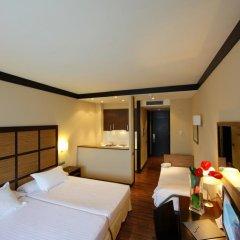 Отель Aparthotel Attica 21 Vallés 3* Люкс с различными типами кроватей фото 4