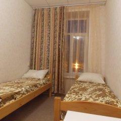 Гостиница Terem'OK na Obvodnom Стандартный номер с различными типами кроватей (общая ванная комната) фото 9