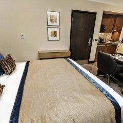 Отель The Westbourne Hyde Park 4* Люкс повышенной комфортности с различными типами кроватей фото 2