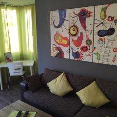 Отель First Domizil Апартаменты с различными типами кроватей фото 2
