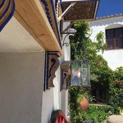 Hotel Rural Las Cinco Ranas балкон