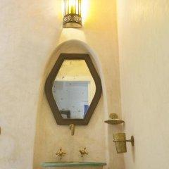 Отель Bab El Fen Марокко, Танжер - отзывы, цены и фото номеров - забронировать отель Bab El Fen онлайн ванная фото 2